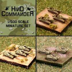 Hind Commander: Soviet/Russian Armour pack 1