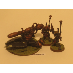 Eldar: Support Weapon Team (Metall)