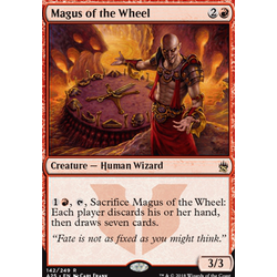 Magic löskort: Masters 25: Magus of the Wheel