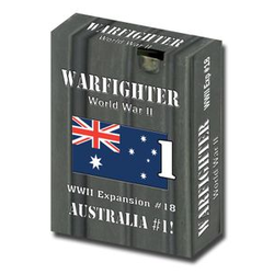 Warfighter WWII: Expansion 18 - Australia 1
