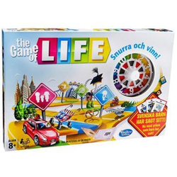 "Game of Life Classic Edition ""My Dream Job"" (Sv. Regler)"