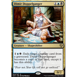 Magic löskort: Guild Kits: Dimir Doppelganger