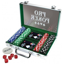 ProPoker Case 200 chips