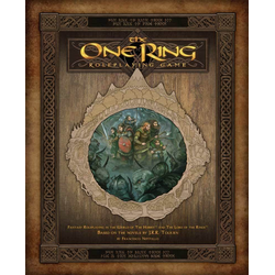The One Ring: Core Rules Revised (hardcover)