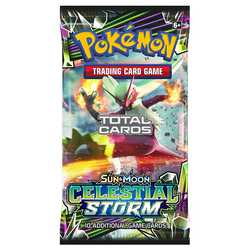 Pokemon TCG: Sun & Moon 7 Celestial Storm Booster Pack