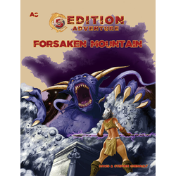 5th Ed Adventures: A8 - The Forsaken Mountain