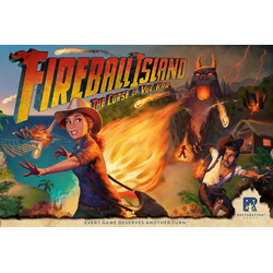 Fireball Island: The Curse of Vul-Kar (Kickstarter-edition)