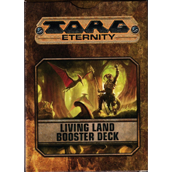 Torg Eternity: Living Land Booster Deck