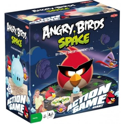 Angry Birds Space Action Game Giant