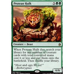 Magic löskort: Masters 25: Protean Hulk