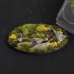 Battle Ready Bases - Highland 105mm Oval (1)