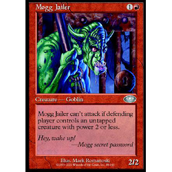 Magic löskort: Planeshift: Mogg Jailer
