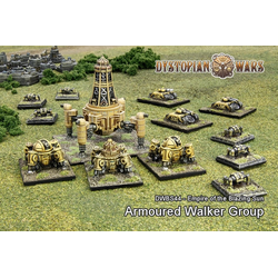 Empire of the Blazing Sun Armoured Walker Group