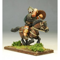 Mounted Welsh Warlord