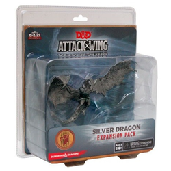 Dungeons & Dragons Attack Wing: Silver Dragon