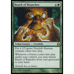 Magic löskort: Morningtide: Reach of Branches