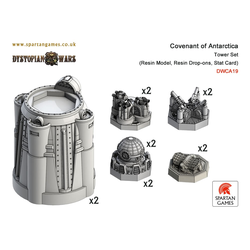 Covenant of Antarctica Tower Set (1)