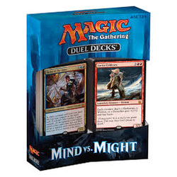 Magic The Gathering: Duel Deck Mind vs. Might