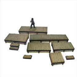 28mm Dead Mans Hand Long Boardwalks
