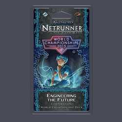 Netrunner LCG: 2015 Corp World Champion Deck