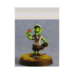Fantasy Football Sideline - Goblin Referee (Impact)