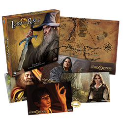Lord of the Rings LCG: Limited Collector's Edition
