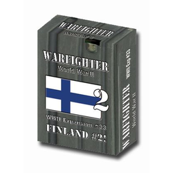Warfighter WWII: Expansion 33 - Finland 2