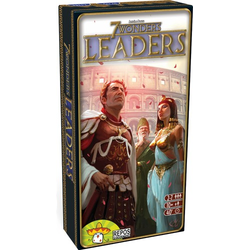 7 Wonders: Leaders (eng. regler)