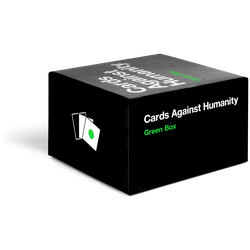 Cards Against Humanity: Green Box expansion