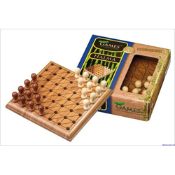 Chinese Checkers, Bamboo