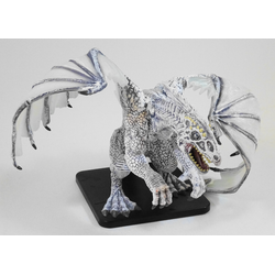 D&D Miniatures Game: Icingdeath, Gargantuan White Dragon (Limited Edition)