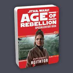 Star Wars: Age of Rebellion: Specialization Deck - Diplomat Agitator