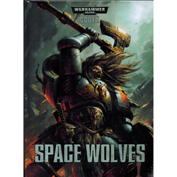 Codex Space Wolves (Hardback, äldre utgåva)