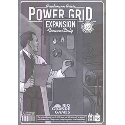 Power Grid: Italy and France Expansion