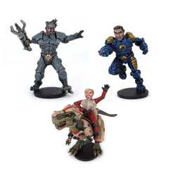 DreadBall: MantiCorp Showboaters - All-Stars MVP Pack