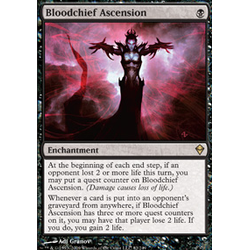 Magic löskort: Zendikar: Bloodchief Ascension