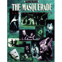 Mind's Eye Theatre: The Masquerade, Second Edition