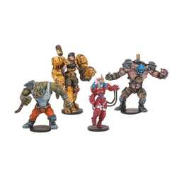 DreadBall: Strike Zone Stunners - All-Stars MVP Pack