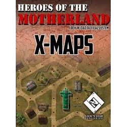 Lock 'n Load Tactical: Heroes of the Motherland - X-Maps