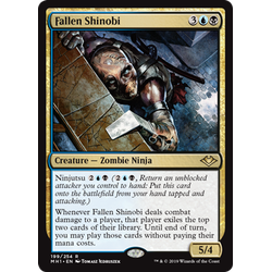 Magic löskort: Modern Horizons: Fallen Shinobi