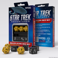 Star Trek Adventures: Operations Division Dice