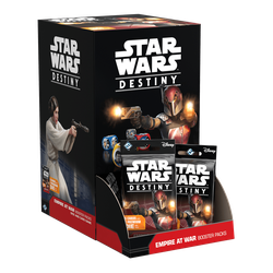Star Wars: Destiny: Empire at War Booster Display (36)