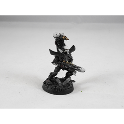 Dark Eldar: Incubi with Melta Gun (Metall)