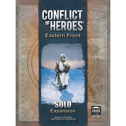 Conflict of Heroes: Awakening the Bear 2nd Ed - Eastern Front - Solo Expansion