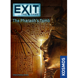 EXIT: The Game – The Pharaoh's Tomb (eng. regler)
