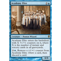 Magic löskort: Conspiracy: Academy Elite