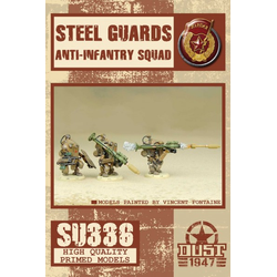 SSU Steel Guard Anti-Infantry Squad