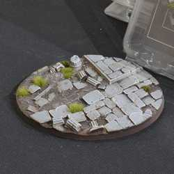 Battle Ready Bases - Temple 120mm Oval (1)