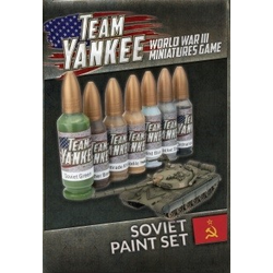 Soviet Paint Set (Team Yankee)