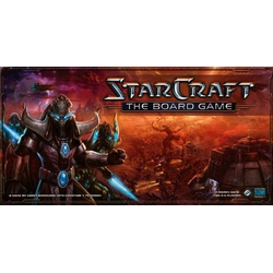 StarCraft: The Board Game (Opunchat, delvis målat)